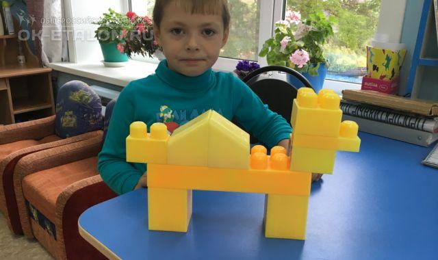 """Всероссийский творческий конкурс """"Мир LEGO"""". Автор работы: Печерский Гриша"""